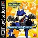 Digimon World 2 (Sony PlayStation 1, 2001)
