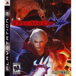 Devil May Cry 4 (Sony PlayStation 3, 2008)