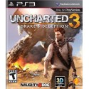 Uncharted 3 Drake's Deception (Sony Playstation 3, 2012)