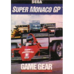 Super Monaco GP (Sega Game Gear, 1992)
