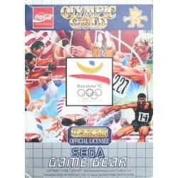 Olympic Gold (Sega Game Gear, 1992)