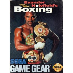 Evander Holyfield's Real Deal Boxing (Sega Game Gear, 1992)