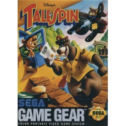 TaleSpin (Sega Game Gear, 1993)
