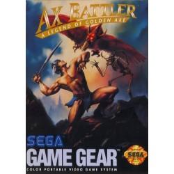 Ax Battler A Legend of Golden Axe (Sega Game Gear, 1992)