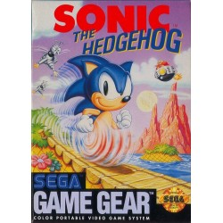 Sonic the Hedgehog (Sega Game Gear, 1991)