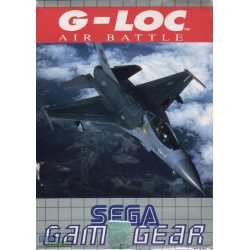 G LOC Air Battle (Sega Game Gear, 1991)
