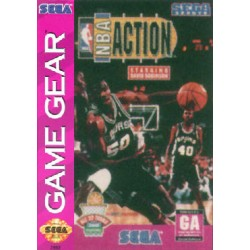 NBA Action (Sega Game Gear, 1994)