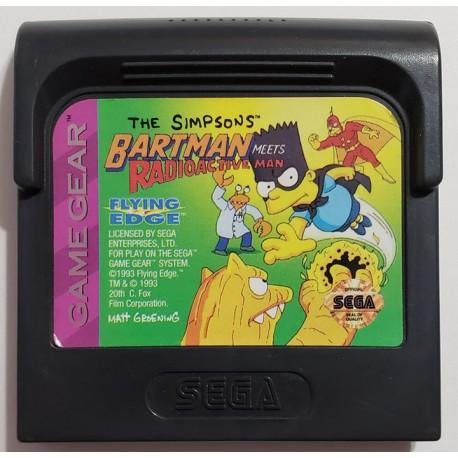 Bartman Meets Radioactive Man (Sega Game Gear, 1994)