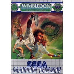 Wimbledon Tennis (Sega Game Gear, 1992)