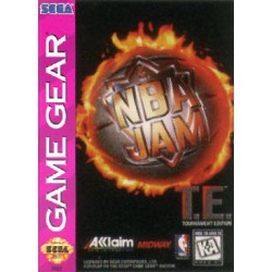 NBA Jam Tournament Edition (Sega Game Gear, 1994)