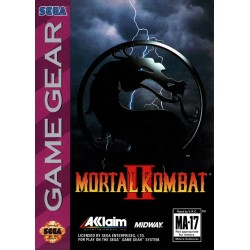 Mortal Kombat II (Sega Game Gear, 1993)