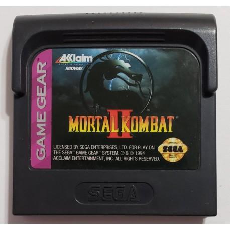 Mortal Kombat II (Sega Game Gear, 1993)