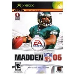 Madden NFL 06 (Xbox, 2005)