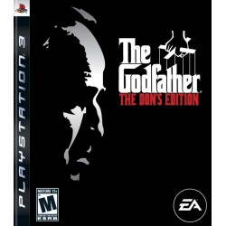 The Godfather The Dons Edition (Sony PlayStation 3, 2007)