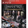 Injustice Gods Among Us Ultimate Edition (Sony PlayStation 3, 2013)