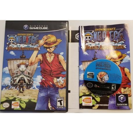 One Piece Grand Adventure (Nintendo GameCube, 2006)