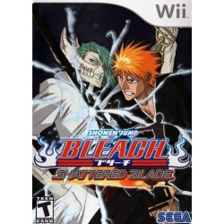 Bleach Shattered Blade (Nintendo Wii, 2007)