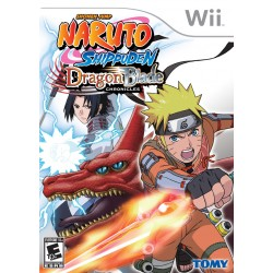 Naruto Shippuden Dragon Blade Chronicles (Nintendo Wii, 2010