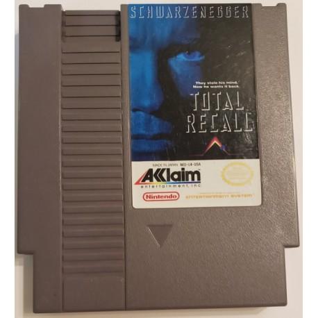 Total Recall (Nintendo NES, 1991)