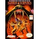 Swords and Serpents (Nintendo NES, 1990)