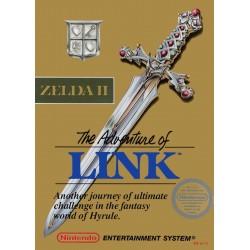 Zelda 2 The Adventure of Link (Nintendo NES, 1987)