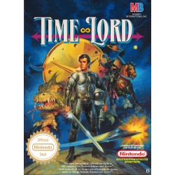 Time Lord (Nintendo NES, 1990)