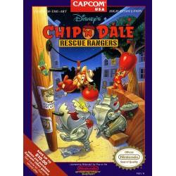 Chip N Dale Rescue Rangers (Nintendo NES, 1990)