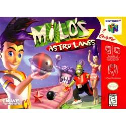 Milos Astro Lanes (Nintendo 64, 1998)