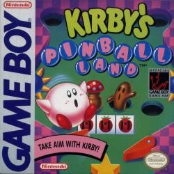 Kirbys Pinball Land (Nintendo Game Boy, 1993)