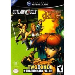 Outlaw Golf/Darkened Skye Two-for-One (Nintendo GameCube, 2004)
