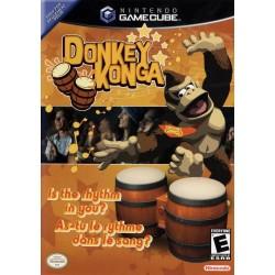 Donkey Konga (Nintendo GameCube, 2004)