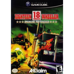 Eighteen 18 Wheeler (Nintendo Gamecube, 2002)
