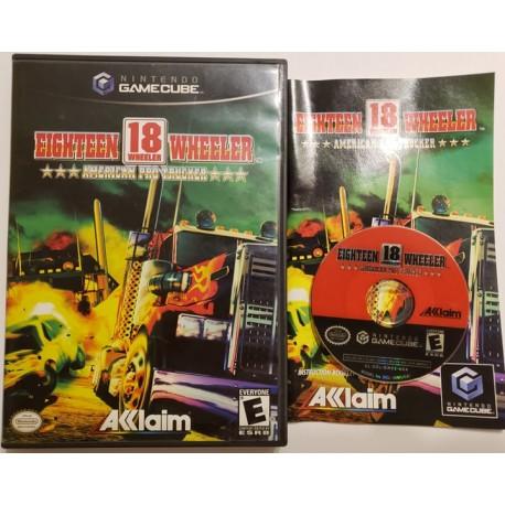 Eighteen 18 Wheeler (Nintendo Gamecube, 2002)