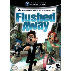 Flushed Away (Nintendo GameCube, 2006)
