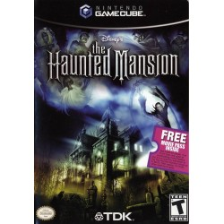 The Haunted Mansion (Nintendo GameCube, 2003)