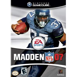 Madden NFL 07 (Nintendo GameCube, 2006)